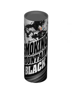 Цветной дым черного цвета (Польша)