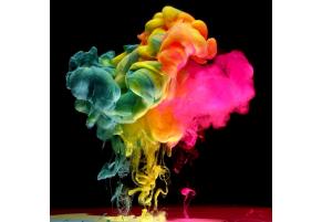 Что такое цветной дым