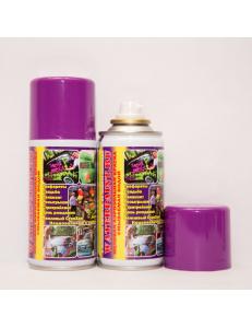 Смываемая меловая краска фиолетого цвета