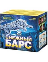 Батарея салютов СНЕЖНЫЙ БАРС