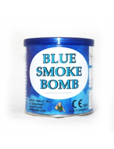 Цветной дым синего цвета (Smoke Bomb)